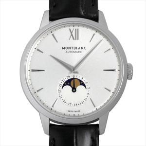 モンブラン ヘリテイジ スピリット ムーンフェイズ 110699 新品 メンズ 腕時計|ginzarasin