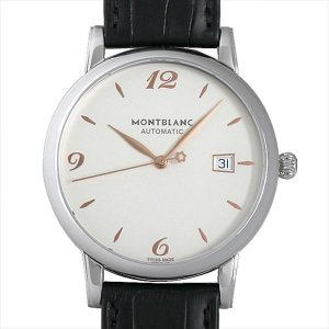 モンブラン スター クラシック デイト オートマティック 110717 新品 メンズ 腕時計|ginzarasin
