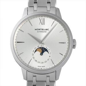 モンブラン ヘリテイジ スピリット ムーンフェイズ 111184 新品 メンズ 腕時計|ginzarasin