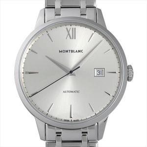 モンブラン ヘリテイジ スピリット デイト オートマティック 111581 新品 メンズ 腕時計|ginzarasin