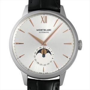 モンブラン ヘリテイジ スピリット ムーンフェイズ 111620 新品 メンズ 腕時計|ginzarasin