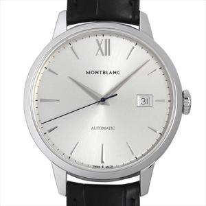 モンブラン ヘリテイジ スピリット デイト オートマティック 111622 新品 メンズ 腕時計|ginzarasin