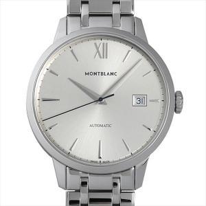 モンブラン ヘリテイジ スピリット デイト オートマティック 111623 新品 メンズ 腕時計|ginzarasin