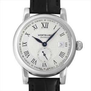 モンブラン スター ローマン スモールセコンド オートマティック 111881 新品 メンズ 腕時計|ginzarasin