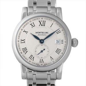 モンブラン スター ローマン スモールセコンド オートマティック 111912 新品 メンズ 腕時計|ginzarasin