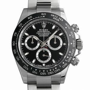 ロレックス コスモグラフ デイトナ 116500LN ブラック 新品 メンズ 腕時計