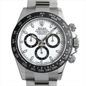 ロレックス コスモグラフ デイトナ 116500LN ホワイト 新品 メンズ 腕時計