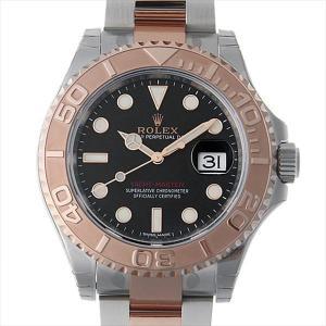 ロレックス ヨットマスター40 116621 ブラック 新品 メンズ 腕時計