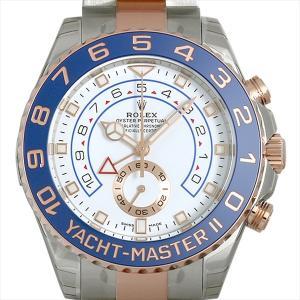 ロレックス ヨットマスターII 116681 最新型 新品 ...