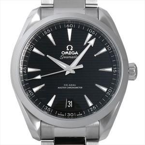 オメガ シーマスター アクアテラ150m コーアクシャル 220.10.41.21.01.001 新品 メンズ 腕時計 ginzarasin