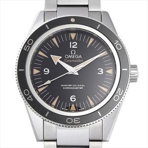 オメガ シーマスター 300 マスターコーアクシャル 233.30.41.21.01.001 新品 メンズ 腕時計 48回払いまで無金利