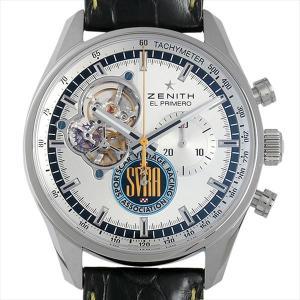 ゼニス エル・プリメロ クロノマスター SVRAエディション 03.20411.4061/07.C776 新品 メンズ 腕時計|ginzarasin