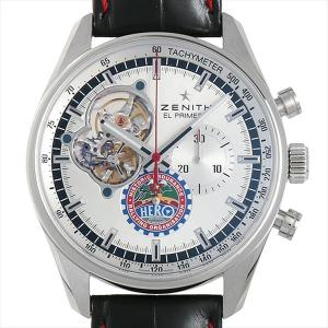 ゼニス エル・プリメロ クロノマスター HEROカップエディション 03.20410.4061/07.C772 新品 メンズ 腕時計|ginzarasin