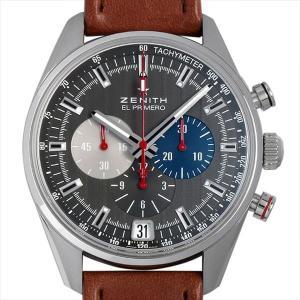 ゼニス クロノマスター エル・プリメロ クラシックカーズ 03.2046.400/25.C771 新品 メンズ 腕時計|ginzarasin