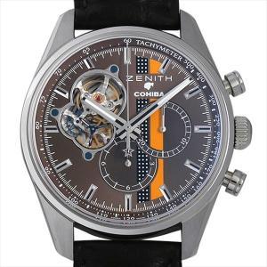 ゼニス エルプリメロ クロノマスター 1969 コイーバ エディション 03.2047.4061/76.C494 新品 メンズ 腕時計|ginzarasin