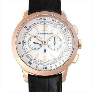 ジラールペルゴ 1966 クロノグラフ 49539-52-151-BK6A 新品 メンズ 腕時計 ginzarasin