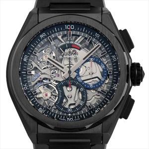 48回払いまで無金利 ゼニス デファイ エル・プリメロ21 49.9000.9004/78.M9000 新品 メンズ 腕時計 ginzarasin