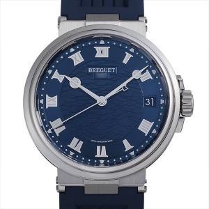 48回払いまで無金利 ブレゲ マリーン 5517BB/Y2/5ZU 新品 メンズ 腕時計|ginzarasin