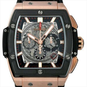 ウブロ スピリット オブ ビッグバン キングゴールド セラミック 601.OM.0183.LR 新品 メンズ 腕時計|ginzarasin
