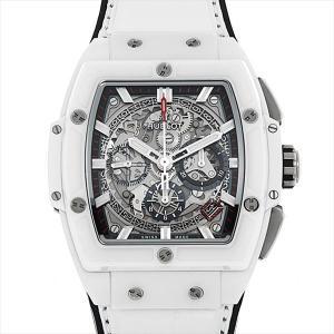 48回払いまで無金利 ウブロ スピリット オブ ビックバン ホワイトセラミック 641.HX.0173.LR 新品 メンズ 腕時計|ginzarasin