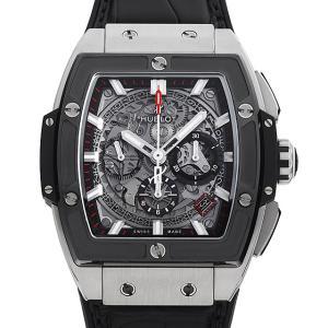 ウブロ スピリット オブ ビッグバン チタニウム セラミック 641.NM.0173.LR 新品 メンズ 腕時計|ginzarasin