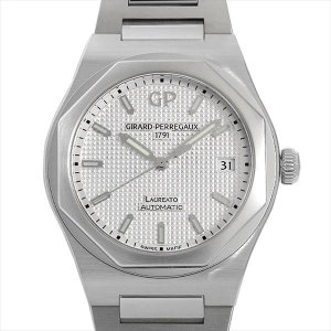 48回払いまで無金利 ジラールペルゴ ロレアート 38mm 81005-11-131-11A 新品 メンズ 腕時計|ginzarasin