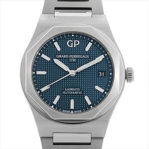 48回払いまで無金利 ジラールペルゴ ロレアート 38mm 81005-11-431-11A 新品 メンズ 腕時計|ginzarasin