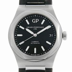 48回払いまで無金利 ジラールペルゴ ロレアート 42mm 81010-11-634-BB6A 新品 メンズ 腕時計|ginzarasin