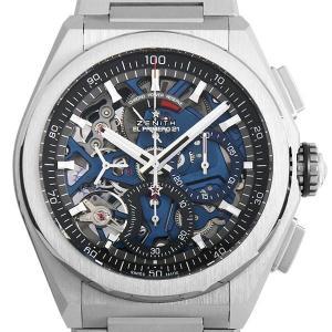 48回払いまで無金利 ゼニス デファイ エルプリメロ21 95.9002.9004/78.M9000 新品 メンズ 腕時計 ginzarasin