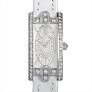 48回払いまで無金利 ハリーウィンストン アヴェニューC ミニ エリプティック AVCQHM16WW052 新品 レディース 腕時計|ginzarasin