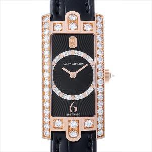 最大2万円OFFクーポン配布 ハリーウィンストン レディーアヴェニューC AVCQHM19RR031 新品 レディース 腕時計 48回払いまで無金利|ginzarasin