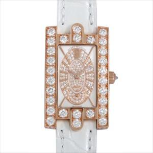 最大2万円OFFクーポン配布 ハリーウィンストン ザ・アヴェニュー エリプティック AVEQHM21RR112 新品 レディース 腕時計 48回払いまで無金利|ginzarasin
