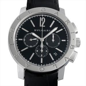 60回払いまで無金利 ブルガリ ブルガリブルガリ クロノグラフ BB41BSLDCH 新品 メンズ 腕時計|ginzarasin