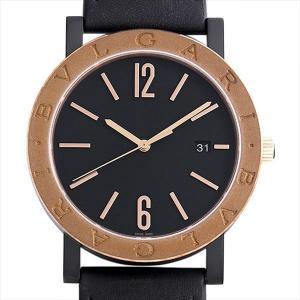 48回払いまで無金利 ブルガリ ブルガリブルガリ ソロテンポ BB41C11BSD/MB 新品 メンズ 腕時計|ginzarasin