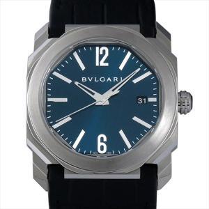 60回払いまで無金利 ブルガリ オクト ソロテンポ BGO38C3SLD 新品 メンズ 腕時計|ginzarasin