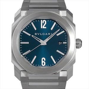 60回払いまで無金利 ブルガリ オクト ソロテンポ BGO38C3SSD 新品 メンズ 腕時計|ginzarasin