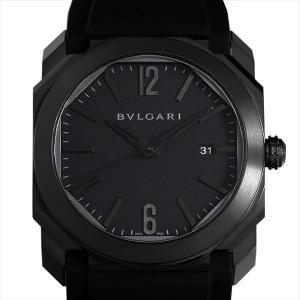 48回払いまで無金利 ブルガリ オクト BGO41BBSVD/N 新品 メンズ 腕時計|ginzarasin