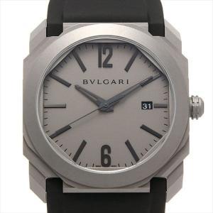 48回払いまで無金利 ブルガリ オクト オリジナーレ ソロテンポ BGO41C14TVD 新品 メンズ 腕時計|ginzarasin