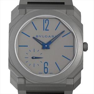 48回払いまで無金利 ブルガリ オクト フェニッシモ BGO40C14TTXTAUTO/L 新品 メンズ 腕時計|ginzarasin