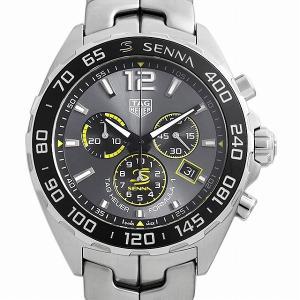 60回払いまで無金利 タグホイヤー フォーミュラ1 クロノグラフ アイルトンセナ スペシャルエディション CAZ101AF.BA0637 新品 メンズ 腕時計|ginzarasin