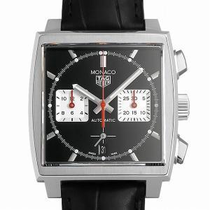 60回払いまで無金利 タグホイヤー モナコ キャリバー ホイヤー02 クロノグラフ CBL2113.FC6177 新品 メンズ 腕時計|ginzarasin