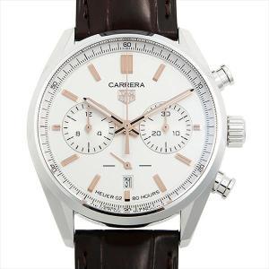 60回払いまで無金利 タグホイヤー カレラ キャリバー ホイヤー02 クロノグラフ CBN2013.FC6483 新品 メンズ 腕時計|ginzarasin