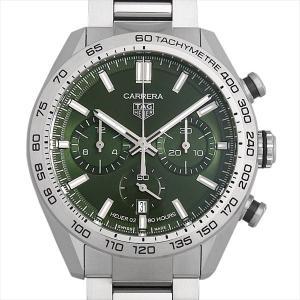 60回払いまで無金利 タグホイヤー カレラ キャリバー ホイヤー02 スポーツクロノグラフ CBN2A10.BA0643 新品 メンズ 腕時計|ginzarasin