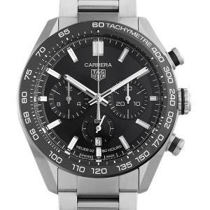 60回払いまで無金利 タグホイヤー カレラ キャリバー ホイヤー02 スポーツクロノグラフ CBN2A1B.BA0643 新品 メンズ 腕時計|ginzarasin