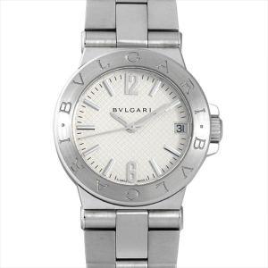 48回払いまで無金利 ブルガリ ディアゴノ クォーツ DG29C6SSD 新品 レディース 腕時計|ginzarasin