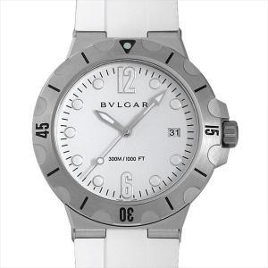 48回払いまで無金利 ブルガリ ディアゴノ プロフェッショナル スクーバ DP41WSVSD 新品 メンズ 腕時計|ginzarasin