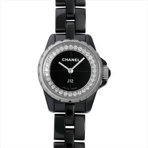 48回払いまで無金利 シャネル J12 XS ブラック H5235 新品 レディース 腕時計|ginzarasin