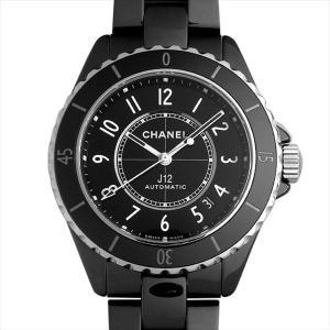 60回払いまで無金利 シャネル J12 黒セラミック H5697 新品 メンズ 腕時計