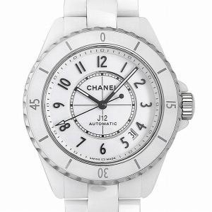 48回払いまで無金利 シャネル J12 白セラミック キャリバー12.1 H5700 新品 メンズ 腕時計|ginzarasin