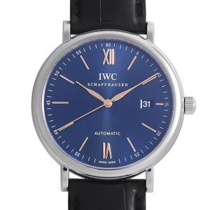48回払いまで無金利 IWC ポートフィノ オートマティック IW356523 新品 メンズ 腕時計|ginzarasin